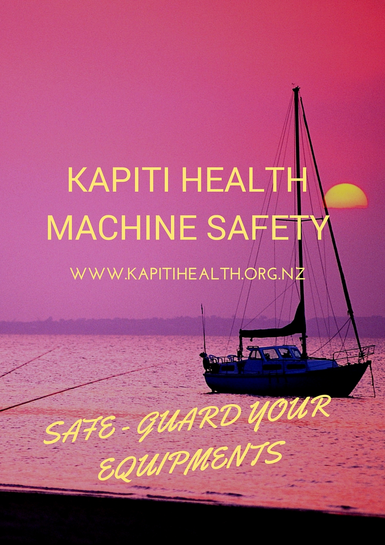 Kapiti Health Machine Safety